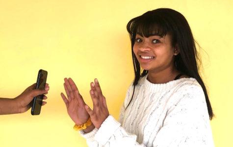 Junior Soleil Golden Breaks Social Standard by Not Bringing Phone to School
