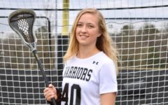 Girls' Lacrosse Captain Keely Fitzsimmons Calls it a Career