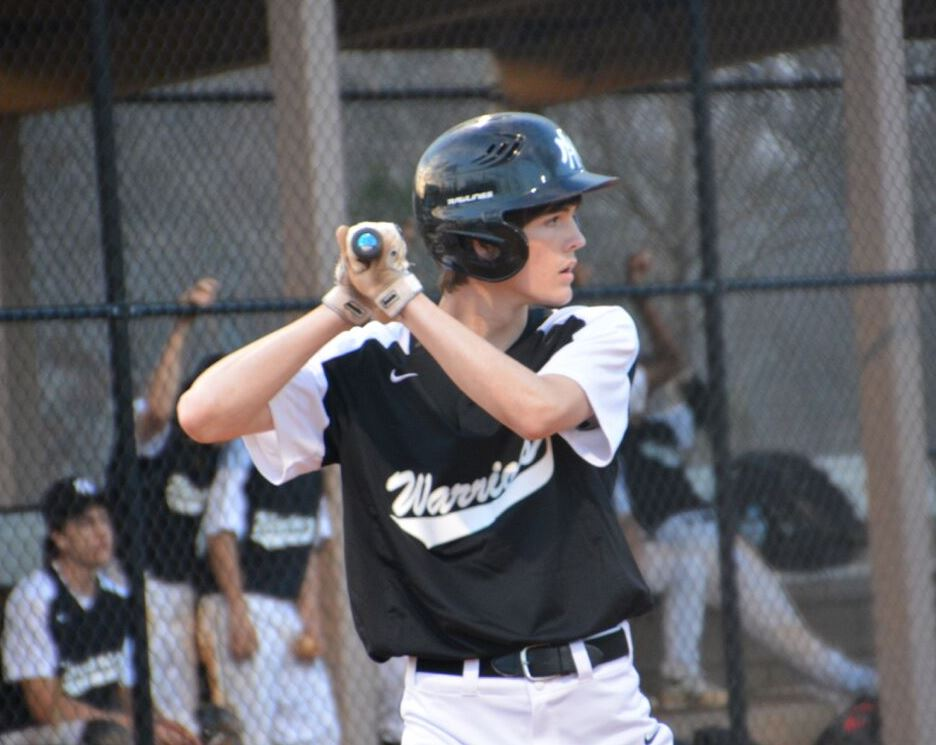 Last Swing: Senior Patrick Hannan is one of many who leave behind a beloved sport upon graduation.