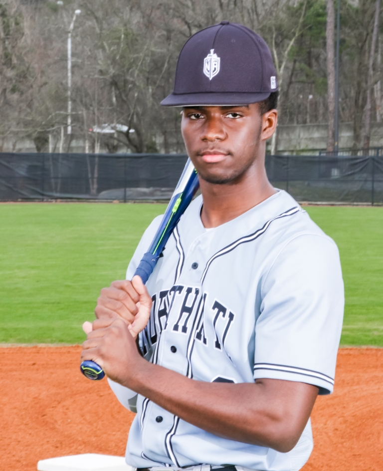 Home Run: Senior Brett  Roberts finishes out his baseball career at North Atlanta with one of his best seasons.