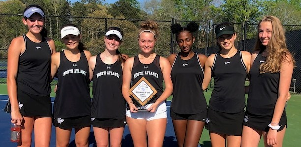 Dominating Girls Tennis Team Reaches Final Four