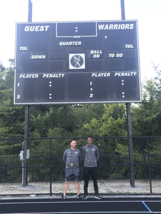 Coach+Antonio+McKay+Breathes+New+Life+to+Warrior+Track+Program