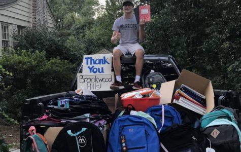 Anton Mertens' Generosity Reaches Pickup-Sized Proportions