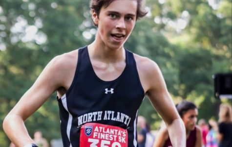 Boys Cross Country Crushes Competition at Region Meet