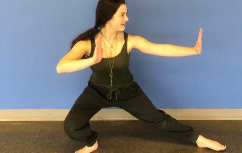 Namaste: Warriors Find Their Zen Through New Yoga Club