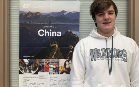Destination China: Warriors Go Global