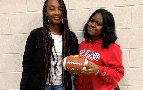 Down Set Hut! New Girls Flag Football Team Seeks Paydirt