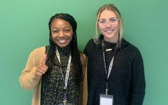 College Advisors Jessica Cawley and Aja Murray Help Students Immensely