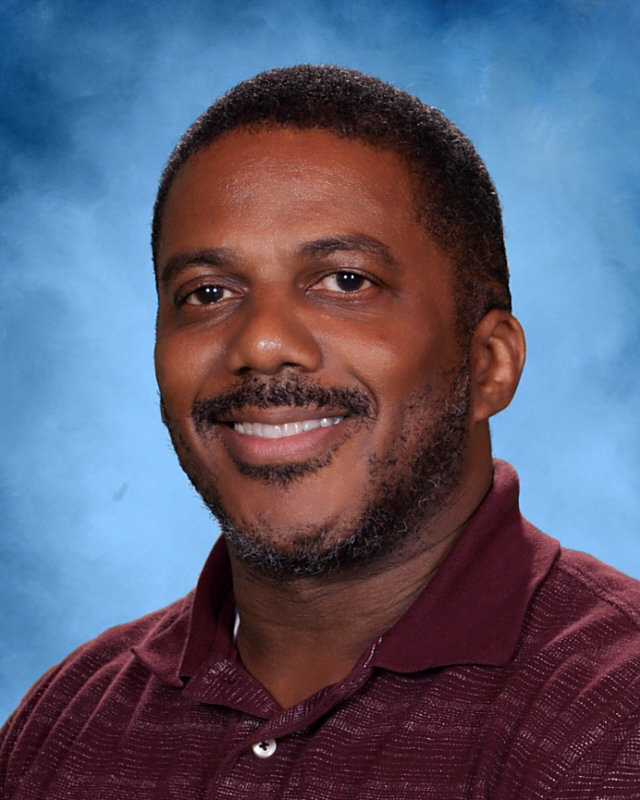 Sound Counsel: School counselor Darryl Robinson, the grade-level counselor for the Class of 2020 since they arrived at North, has watched the current group of seniors go from green-behind-the-ears freshmen to confident ready-to-take-on-the-world seniors.