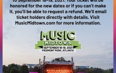 Music put on Pause: Festival attendees must wait until 2021 for a music-packed weekend.