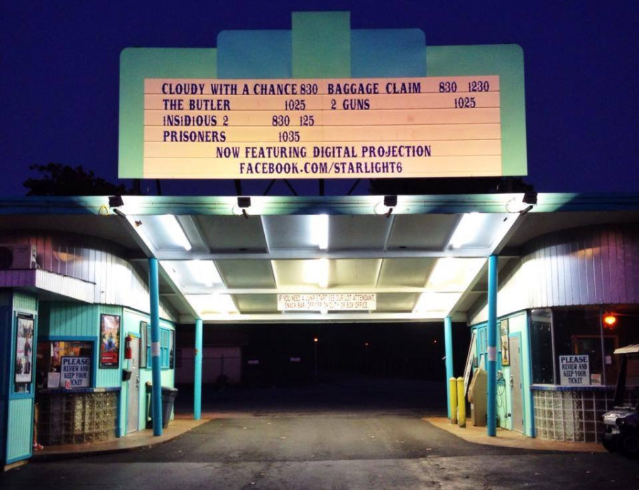 The Show Must Go On: The Starlight Drive-in is a popular spot for blockbuster hits and old classics.