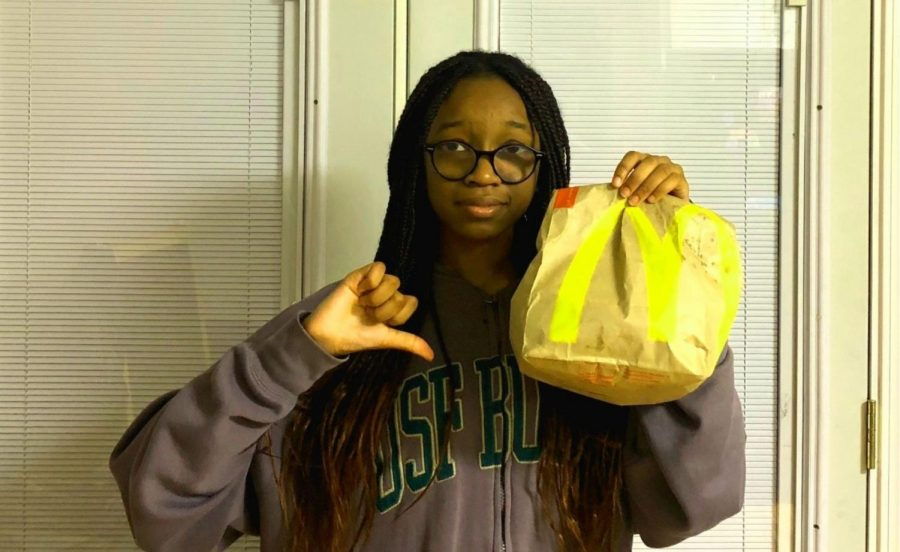 Not so Happy Meal: McDonald's has always played a prominent part in the American fast food industry, but is McDonald's slowly losing its touch? Staff Writer Se'Lah Robinson and many other Gen Z students sure seem to think so.