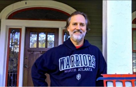 Making It Work: Like so many other teachers at North Atlanta, Señor Tom Williams  -- who teaches IB Spanish -- has had to adapt and thrive in a Zoom School platform.