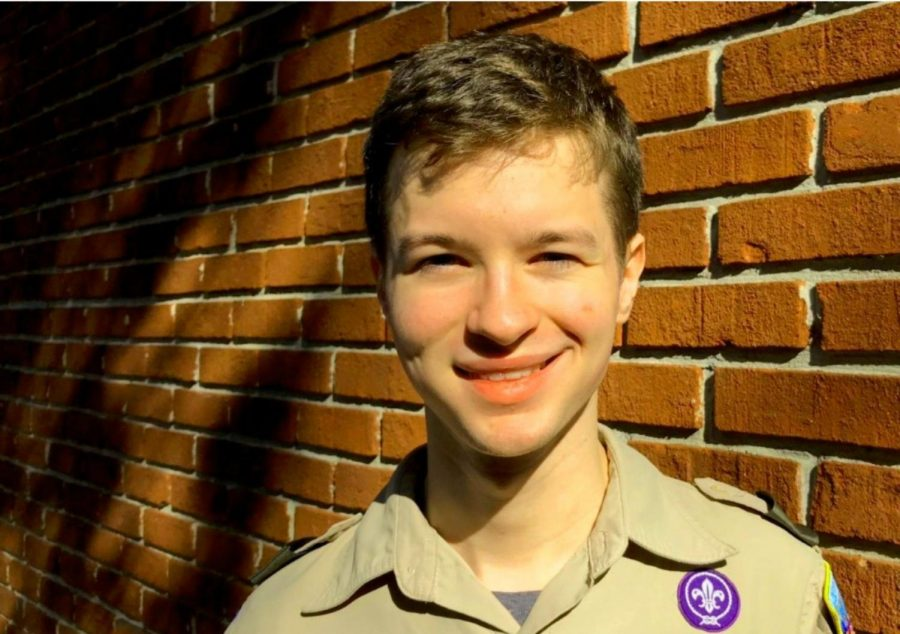 Highest Level: North Atlanta senior Will Hull has done something that few who enter the Scouting journey achieve: On July 6, after many years of working at it, he attained Eagle Scout status.