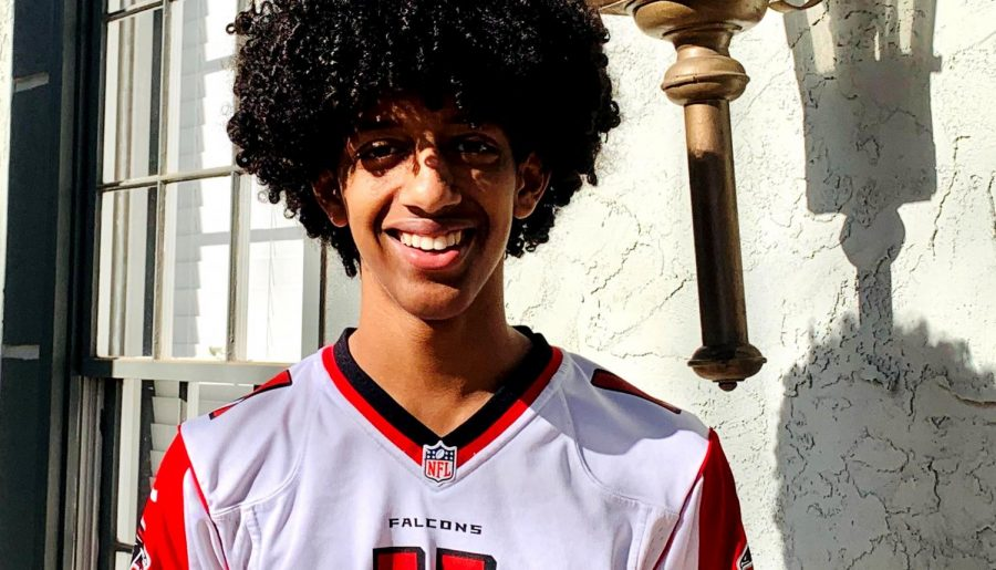 Major Leagues: North Atlanta is a big school so there's a whole lot of fantasy football league play going on. Freshman Nico Michael is one of many North students who greatly enhances his love of pro football by participating in fantasy football.