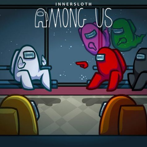 Top of the Charts: Among Us is the latest trendy game to top the charts on the App Store and Google Play.