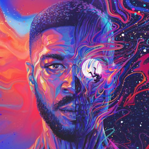 Man on the Moon: The third and final installation to Kid Cudi