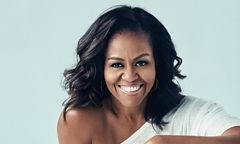 Becoming A Best Seller: Former First Lady Michelle Obama's 2018 memoir made a big splash in the literary world.