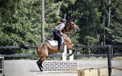Saddle Up: North Atlantas equestrian tandem of seniors Shobini Palaniappan and Sydney Heaton are getting ready for the upcoming competition season.